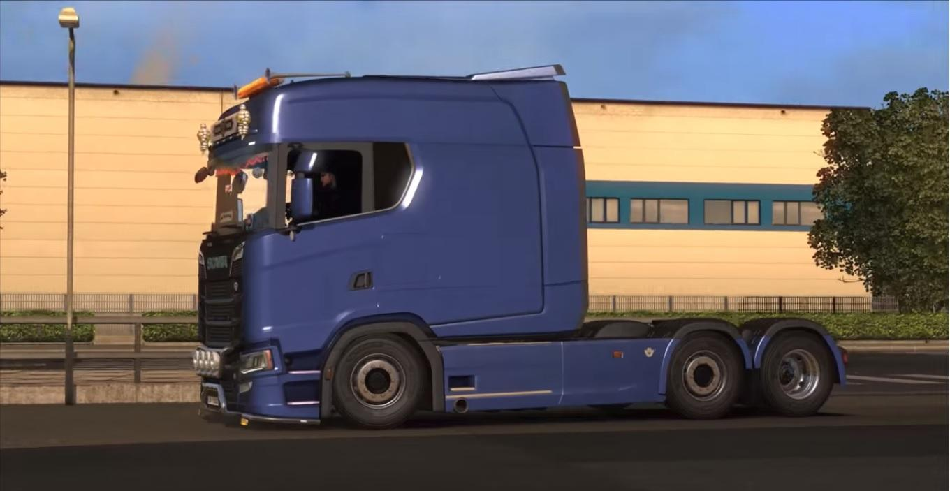 Scania Next Generation LongLine v1 0 1 30 x - Modhub us