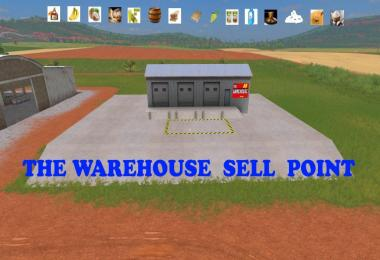 WareHouse Sell Point v1.0