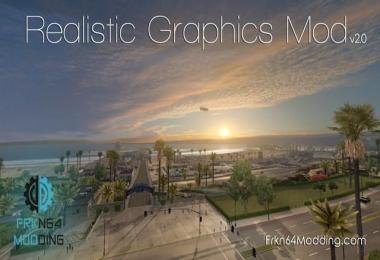 ATS – REALISTIC GRAPHICS MOD v2.0.2 1.30.x