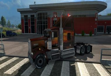 ATS Trucks for ETS2 1.30