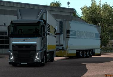 BDF Addon for Volvo FH16 2012 v1.4