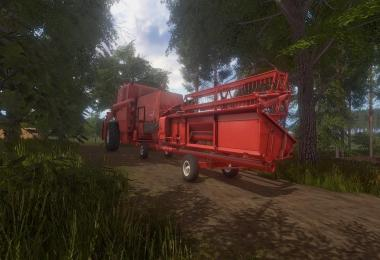 Bizon Z056 Cutter Trailer v1.0.0.0