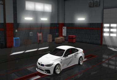 BMW M4 F82 and Modification By KadirYagiz