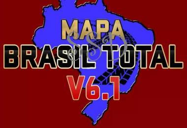 Brasil Total map v6.1