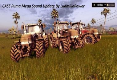 Case Puma Mega Sound Pack By Ludmilla Power