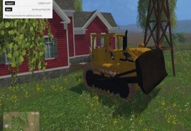 Cat dozer V1.0