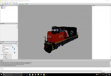 CN Train v1.0