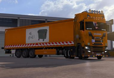 Combo Pack Scania NG JKP Gradska Cistoca