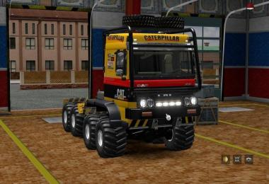 DAF XF Crawler Reworked v1.0