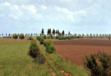 Dalovy map FS2013 v1.0