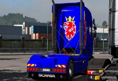 DLC support for Scania RS by RJL v4.0