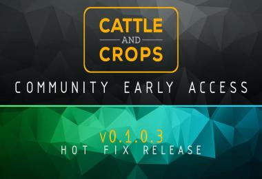 Early-Access Community Release v0.1.0.3