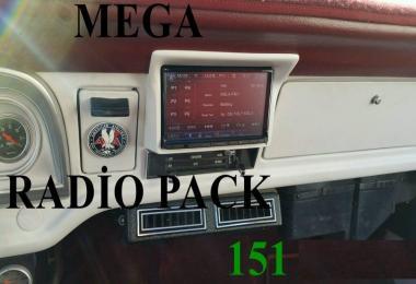 ETS 2 – Mega Radio Pack v1.0