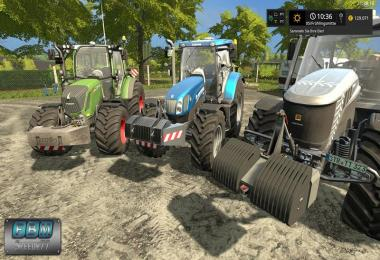 [FBM Team] Front Weights Pack v1.0.0.0