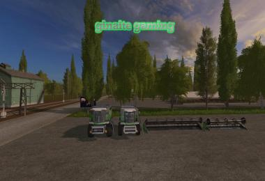 Fendt Harvester Pack FINAL