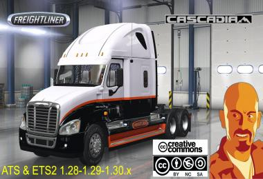 FREIGHTLINER CASCADIA ATS 1.30.x