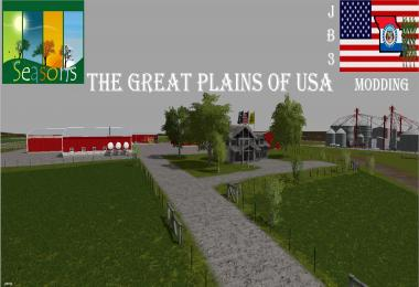 FS17 The Great Plains Of USA v2.4