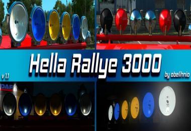 Hella Rallye 3000 (23.01.2018) v1.1