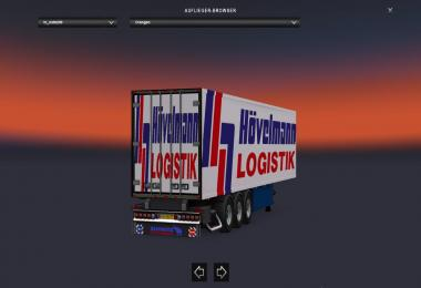 Trailer Pack Coolliner by newS 1.30