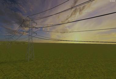 High-Voltage Line Prefab (Prefab) v1.0