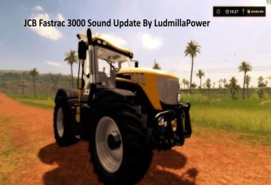 JCB Fastrac 3000 Sound Update By Ludmilla Power