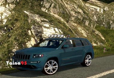 JEEP Grand Cherokee SRT8 v1.10