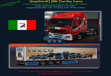 [JoachimK] JBK Combo Iveco v1.0