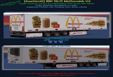 [JoachimK] JBK-SK.O McDonalds v3.0