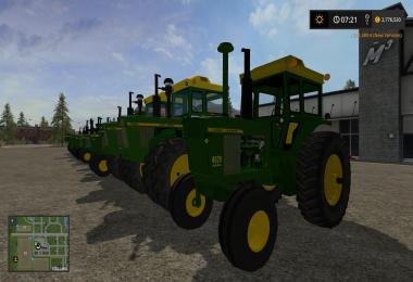 John Deere Old Series v1.0.0
