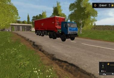 Kamaz 5410 v1.3 by RT-Mods
