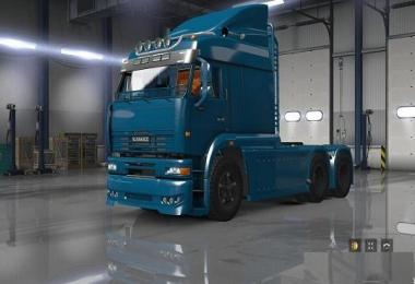 Kamaz 6460 [Tuning] for ATS 1.29.x