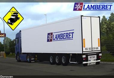 Lamberet Trailer by Donovan v3.0