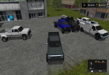 Mclain Modding pack v1.0