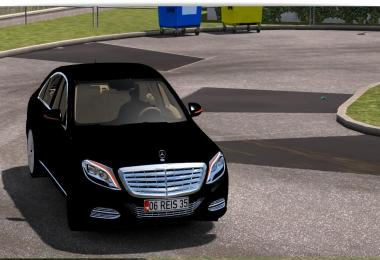 Mercedes Benz S500 2016 v1.0