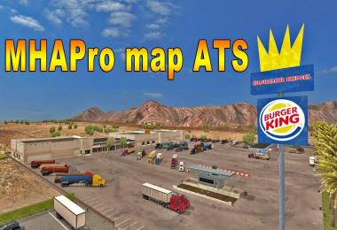 MHAPro 1.29 for ATS v1.30.x