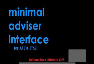 Minimal Adviser Interface for ATS 1.30