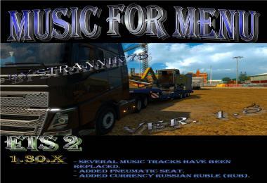 Music for Menu v1.8