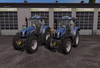 New Holland T6 Tier4a v1.2.0.0