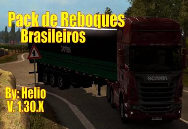 Pack of Brazilian Trailers (for 1.30 and above)