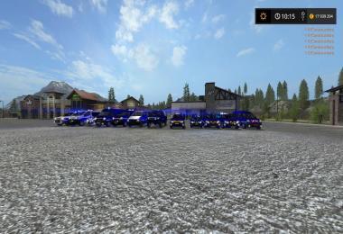 Pack police gendarmerie v2.0