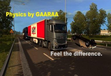 Physics by GAARAA v1.0