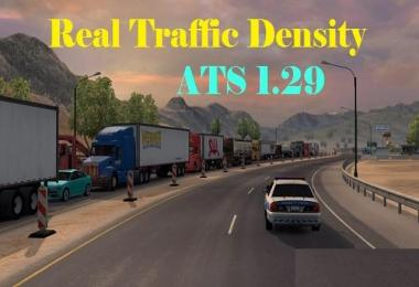 Real Traffic Density and Ratio v1.4 by Cip