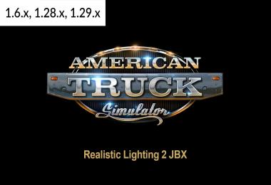 Realistic Lighting 2 JBX v1.1 (22-1-2018) All