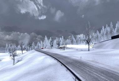 Realistic Winter Mod 1.30.x