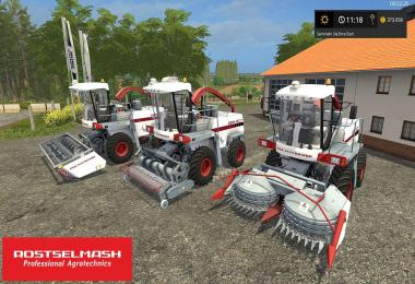 Rostselmash Don 680M v1.0.0.1