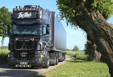 Scania Ghost V8 Open Pipe Sound v1.1