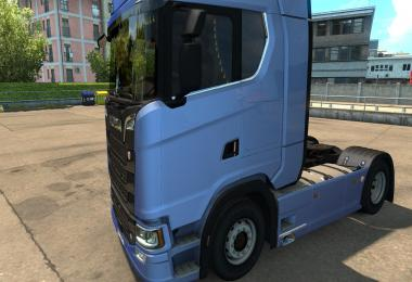 Scania Next Gen Animated Curtains 1.30.x