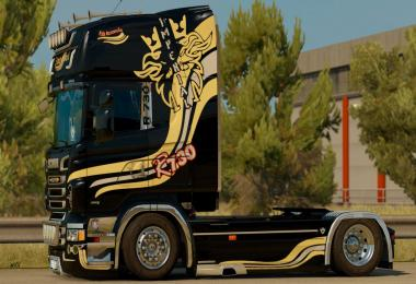 Scania R730 V8 Imperial Addon for RJL Scania RS 1.30