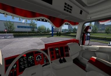 Scania RJL 4 Series | CMI Red Interior 1.30