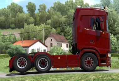 Scania S 2016 Short 6x2 Taglift v1.1